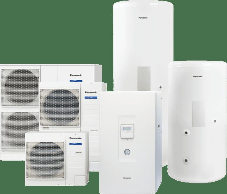 Panasonic Aquarea levegő - víz hőszivattyú régi és új építésű épületek fűtésére