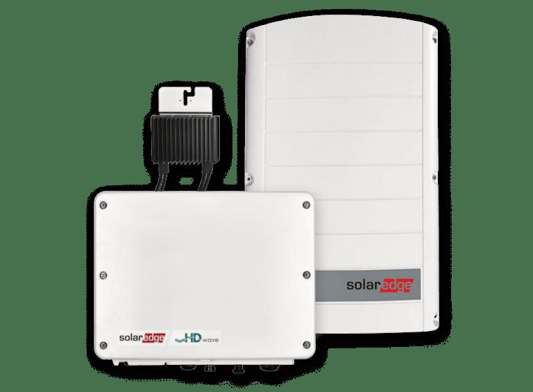 SolarEdge egy - és háromfázisú inverterek