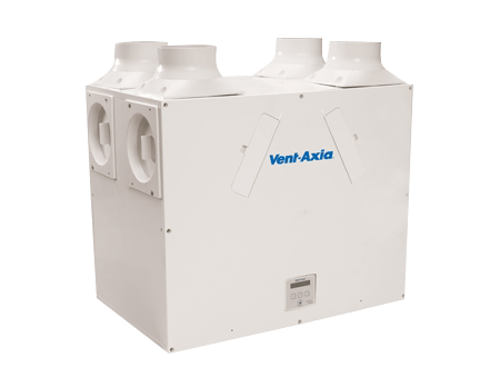 Vent-Axia központi hővisszanyerős szellőztető