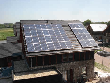 SolarEgde napelemes rendszer