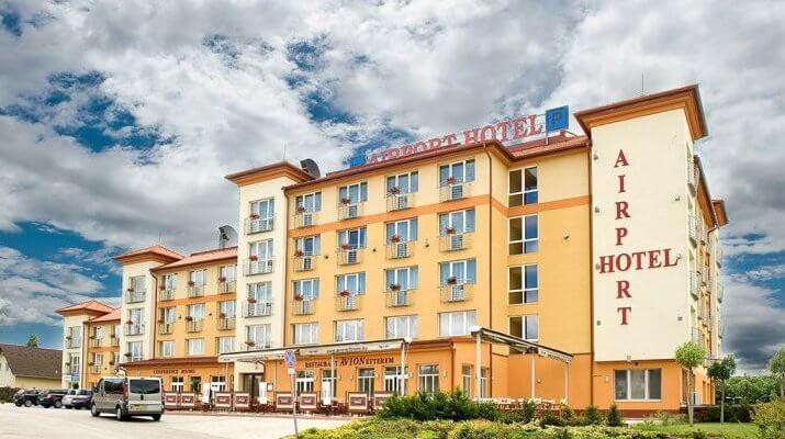 Airport Hotel Vecsés SolarEdge Oktatás
