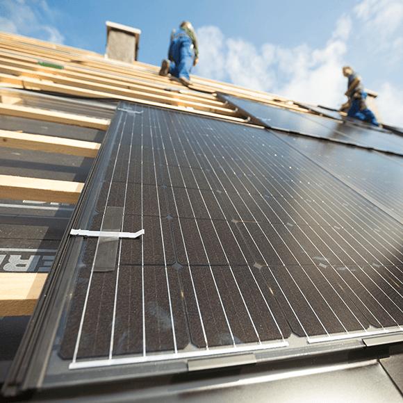 SolarWatt napelem