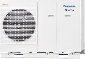 Panasonic hőszivattyúk széles választéka