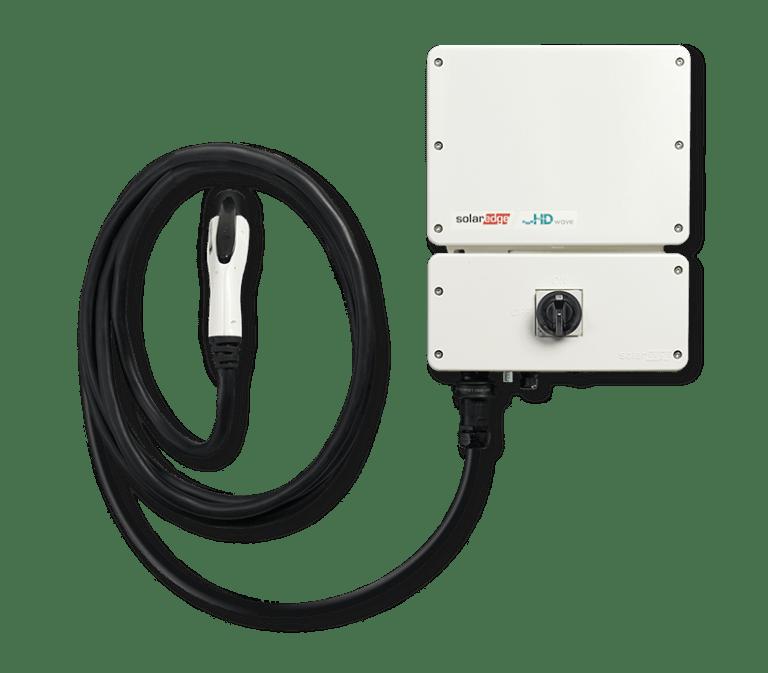 SolarEdge EV töltős inverter