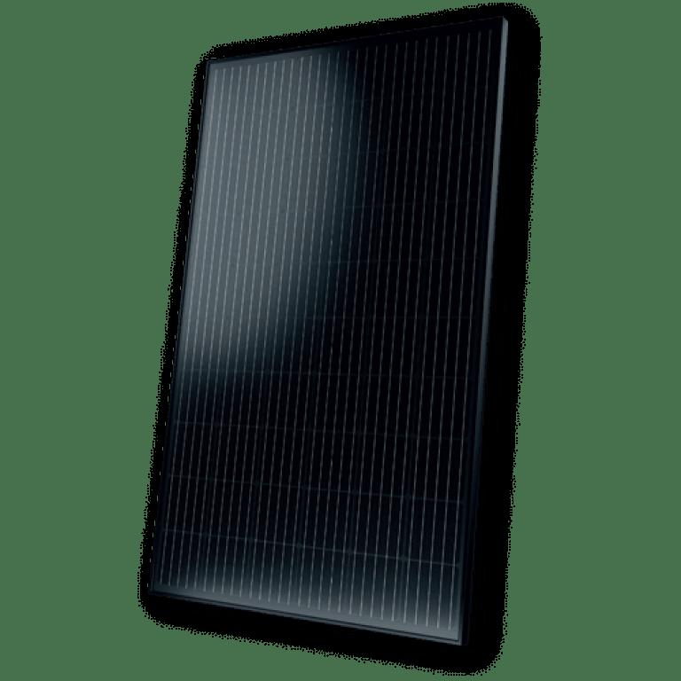 SolarWatt üveg-üveg napelem