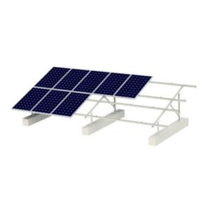 Schletter tartószerkezet napelemekhez