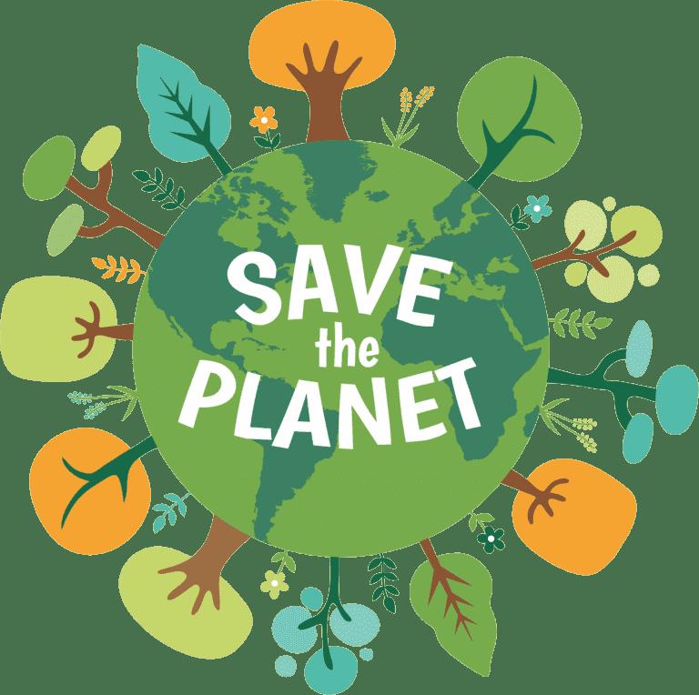 környezetbarát törekvések a Föld egészségéért